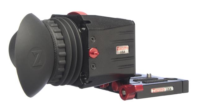 Zacuto Z-Finder Pro 2.5x for DSLR & Mirrorless Cameras