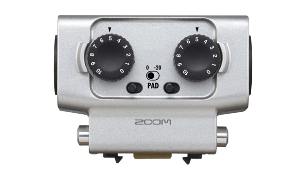 Zoom EXH-6 Dual XLR/TRS Combo Capsule for H6