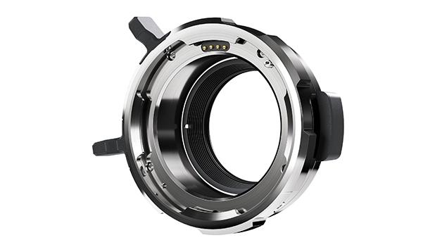 Blackmagic URSA Mini Pro PL Lens Mount
