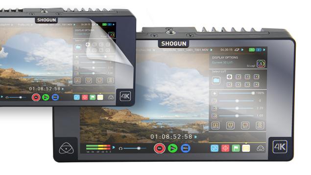 Atomos Shogun Matte LCD Protector
