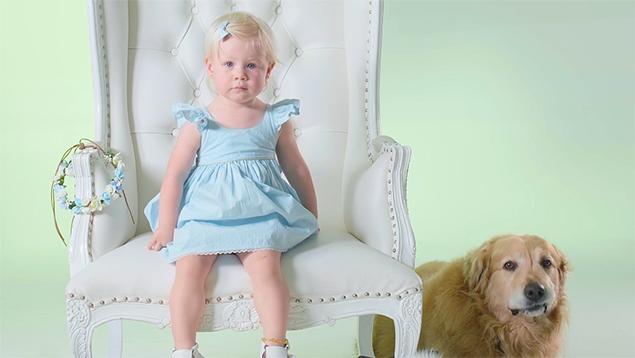 Brauer - Toddler Princess - Social Media