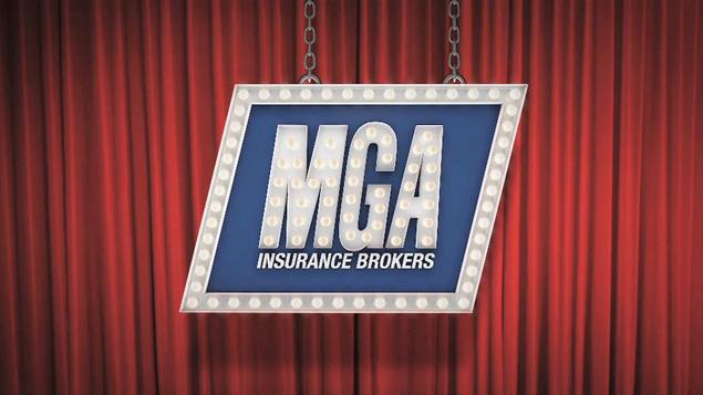 MGA Insurance Brokers - TVC x4