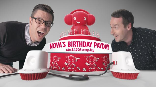 Nova Adelaide Birthday - TVC