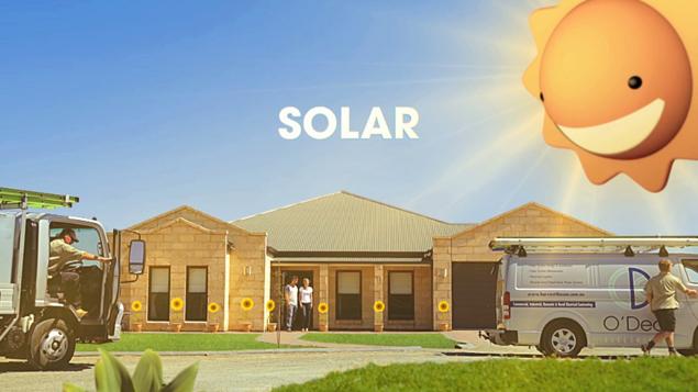 O'Dea Solar - TVC